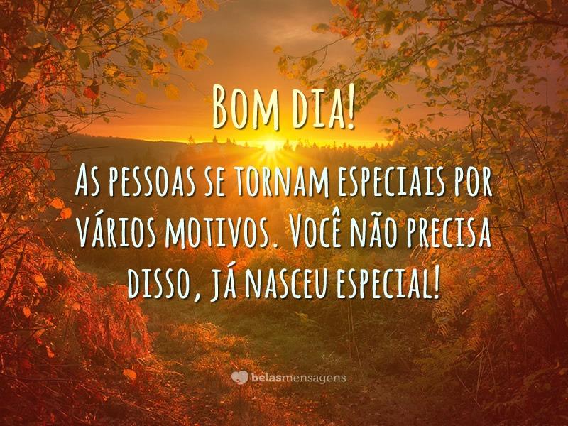Imagem Com Linda Frase De Bom Dia