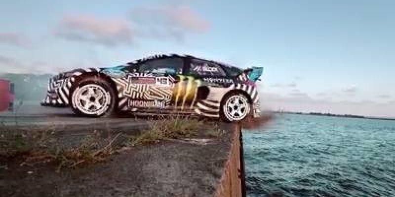 Os pilotos de carros mais loucos de todos os tempos, sem palavras!