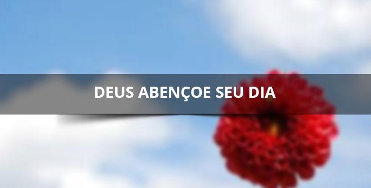 Deus O Abencoe: Deus Abençoe Seu Dia, Para Compartilhar No Facebook Com