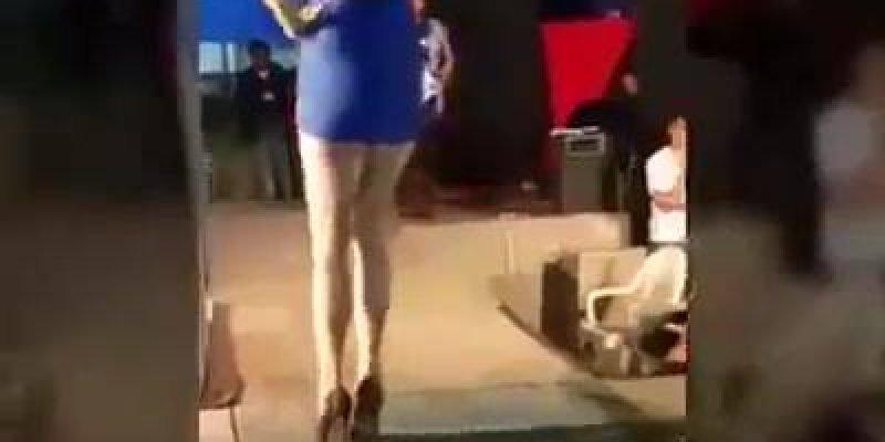 Esse vídeo é especial para todas as amigas que não sabem usar saltos, kkk!!!