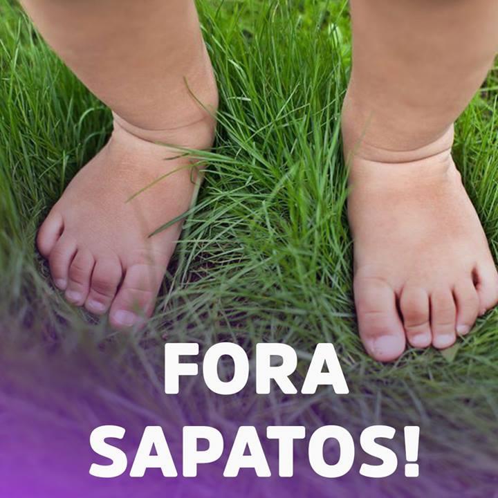A Importância Dos Pés Descalços Dos Seus Bebês Deixe Eles Sem Sapatos