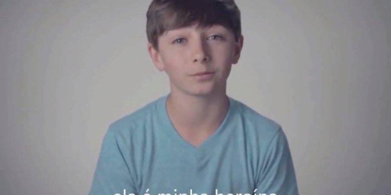 Como as crianças enxergam suas mães, um ótimo video para refletir!
