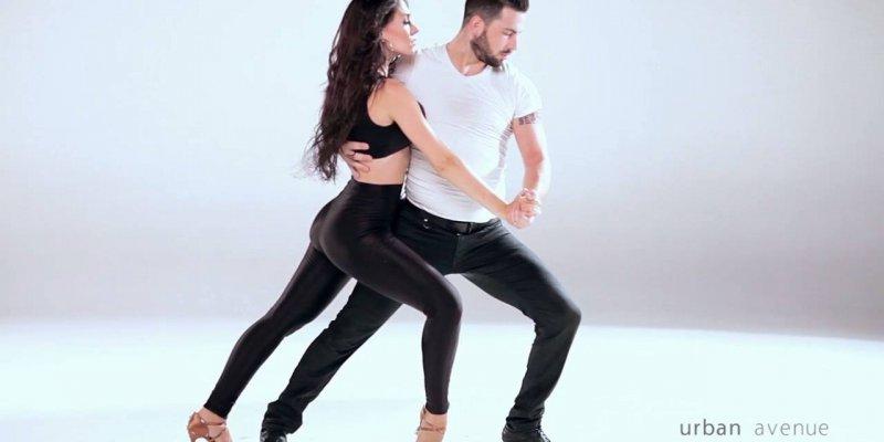 Casal dançando Bachata um ritmo maravilhoso e contagiante, confira!!!