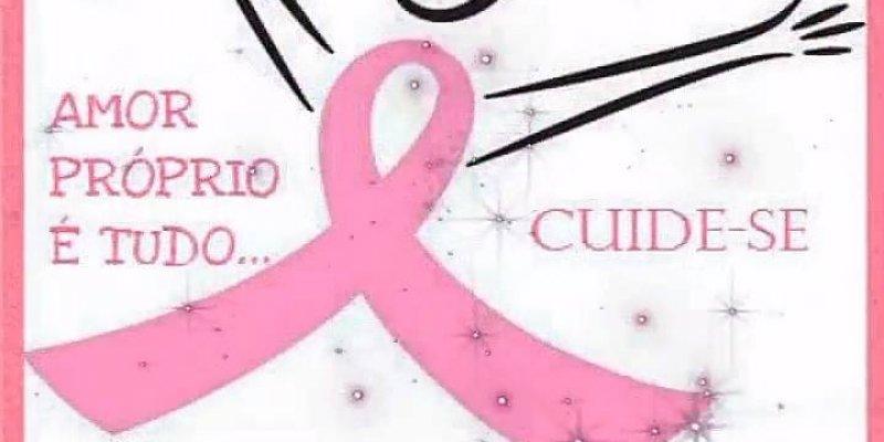 Top Muito legal essa mensagem! O mês de outubro é todo rosa, cuide-se!!! TW42