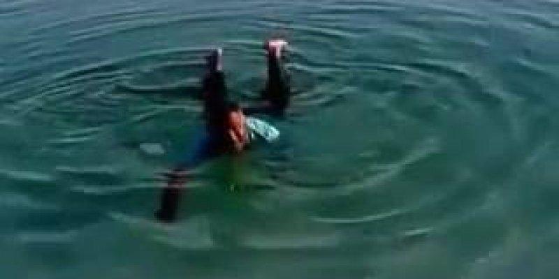 O mar que a gente não afunda, conheça um pouco do mar morto!