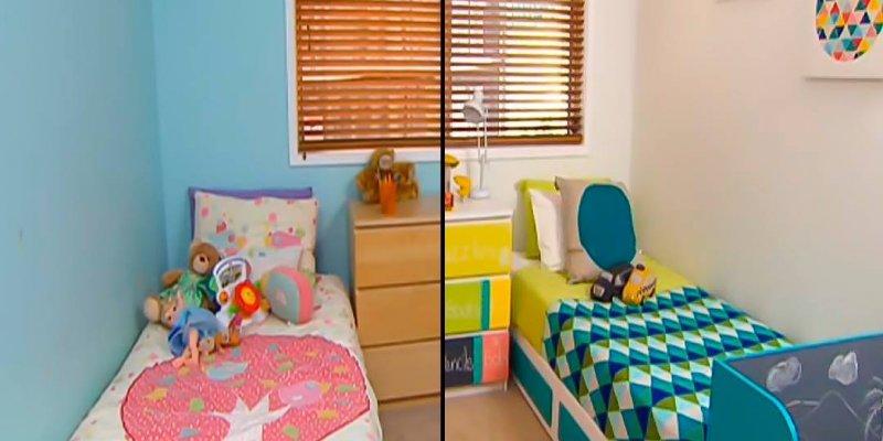 Transformando o quarto das crianças, o resultado final ficou lindo!