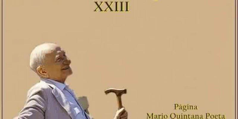 Boa Noite Mario Quintana: Vídeo Muito Legal Com As Melhores Frases De Mario Quintana