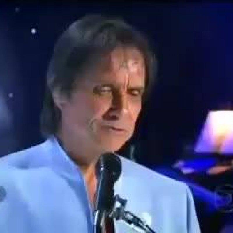 Roberto Carlos Cantando Com Daniel Quando Eu Quero Falar Com Deus