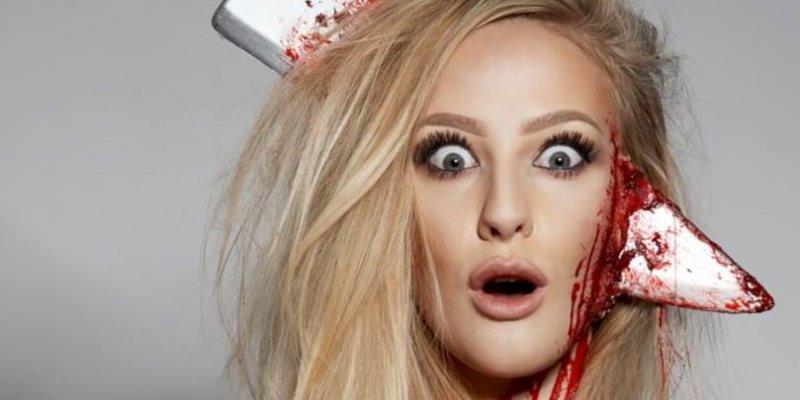 Os tutorial com as maquiagens mais assustadoras que existem, confira!!!