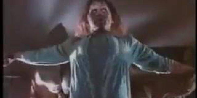 Vídeo mostrando a matéria que o Fantástico fez sobre o filme O exorcista.