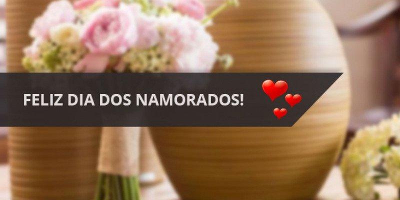 Mensagem de amor para o Dia dos Namorados! Não deixe de comemorar esta data!