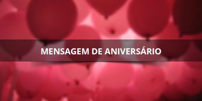 Mensagem De Aniversario Para Facebook: Mensagem De Aniversario Para Facebook, Com Muito Amor
