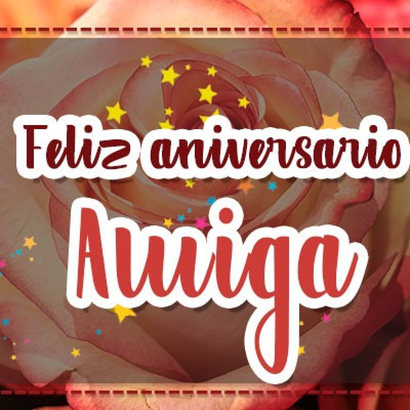 Mensagem De Aniversario Para Amiga Felicidades Nesse Novo Ano De Vida