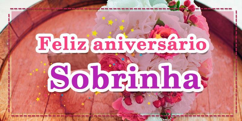 Mensagem De Aniversário Para Sobrinha Te Desejo Toda Sorte Do Mundo Mensagens De Feliz Aniversário Com Amor