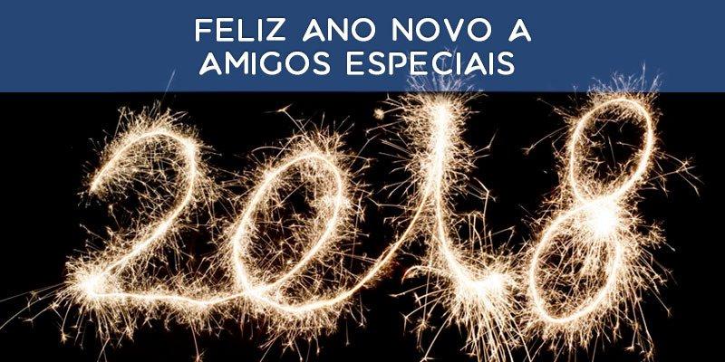 Mensagem De Feliz Ano Novo A Amigos Especiais, Deus