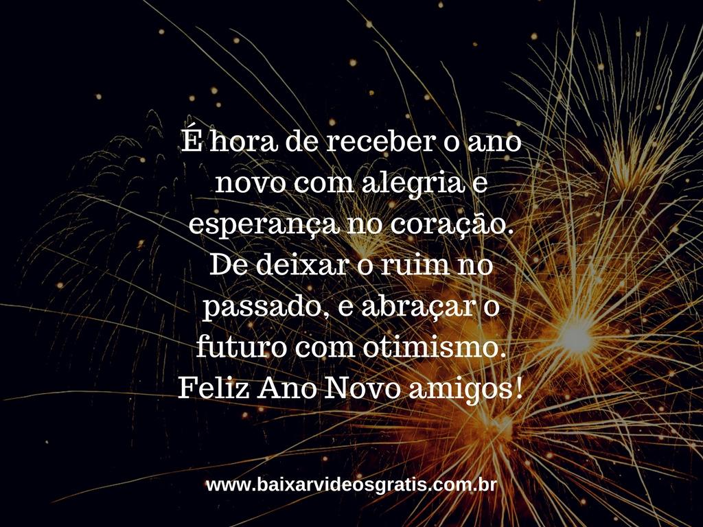Imagem Com Frase De Feliz Ano Novo Para Compartilhar Com Os Amigos