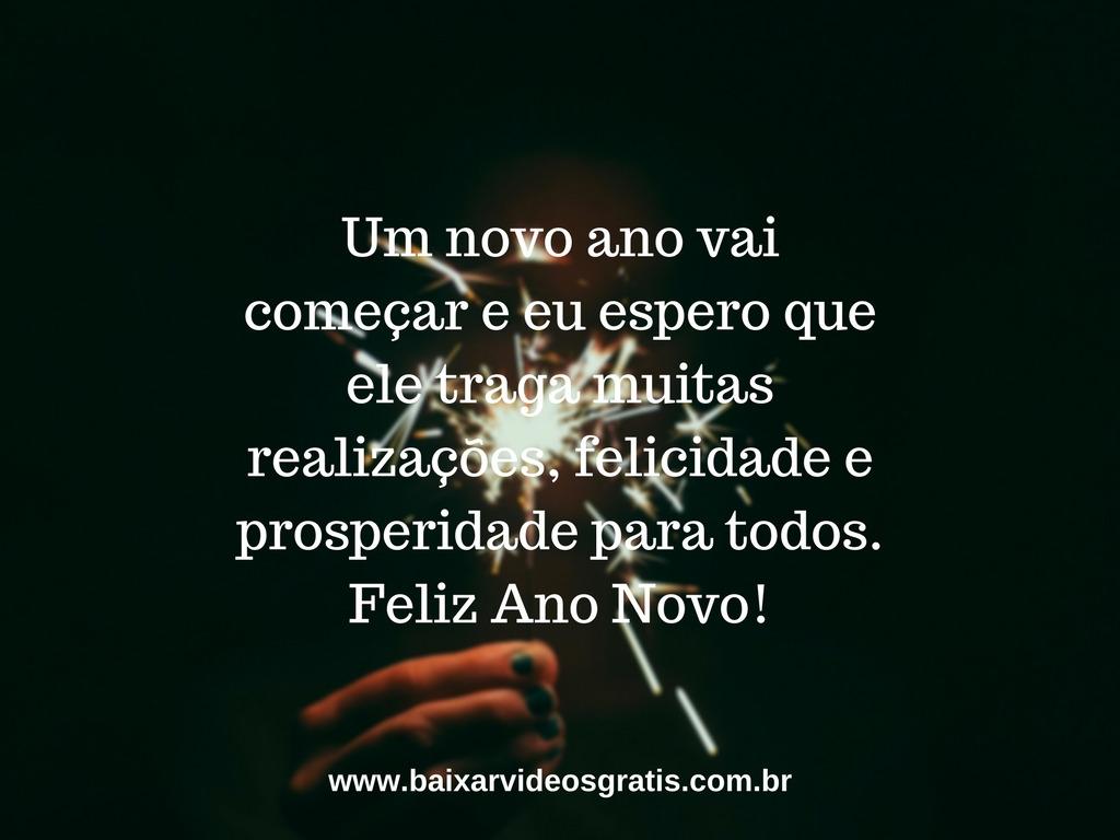 Imagem Com Frase De Boa Noite Para Ano Novo Um Novo Ano Vai Começar