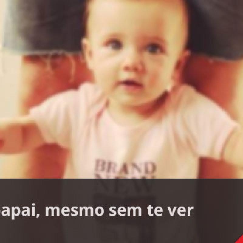Mensagem Dia Dos Pais Bebê Na Barriga Já Te Amo Papai Mesmo Sem Te
