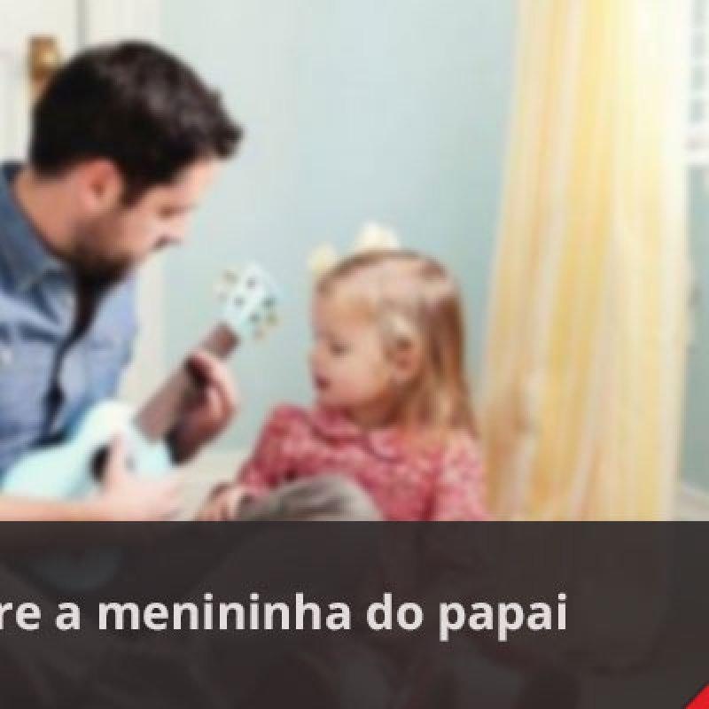 Mensagem Dia Dos Pais De Filha Para Pai Para Sempre A Menininha Do