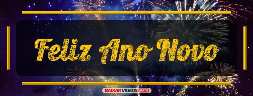 Mensagem De Feliz Ano Novo Para Tio Que Deus Abençoe Toda: Vídeo De Feliz Ano Novo, Com Mensagem De Gratidão. Deus