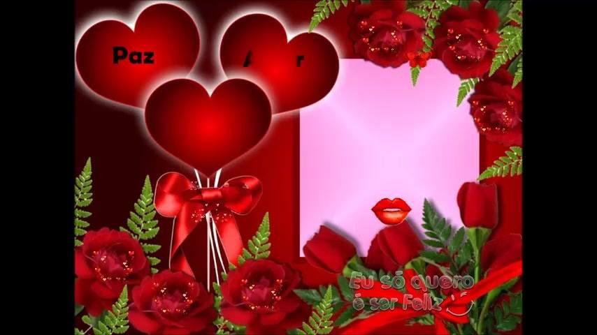 Mensagem De Amizade Para Amigo! Te Desejo Muita Paz, Amor