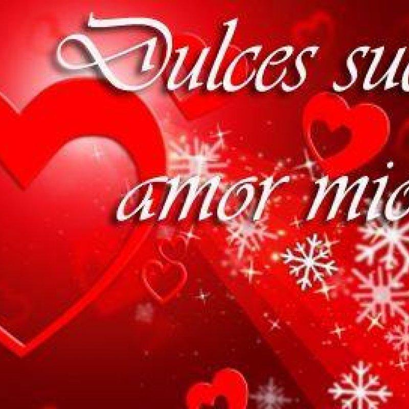 Mensagem De Boa Noite Amor Em Espanhol Enviar A Un Ser Querido