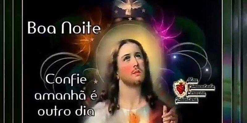Fabuloso Mensagem De Boa Noite Com Jesus Am42 Ivango