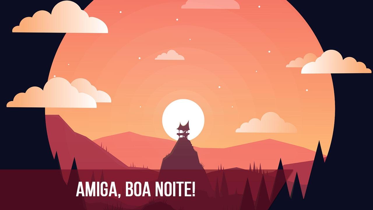 Boa Noite Amiga: Mensagem De Boa Noite Para Amiga! Boa Noite Dorme Com Deus