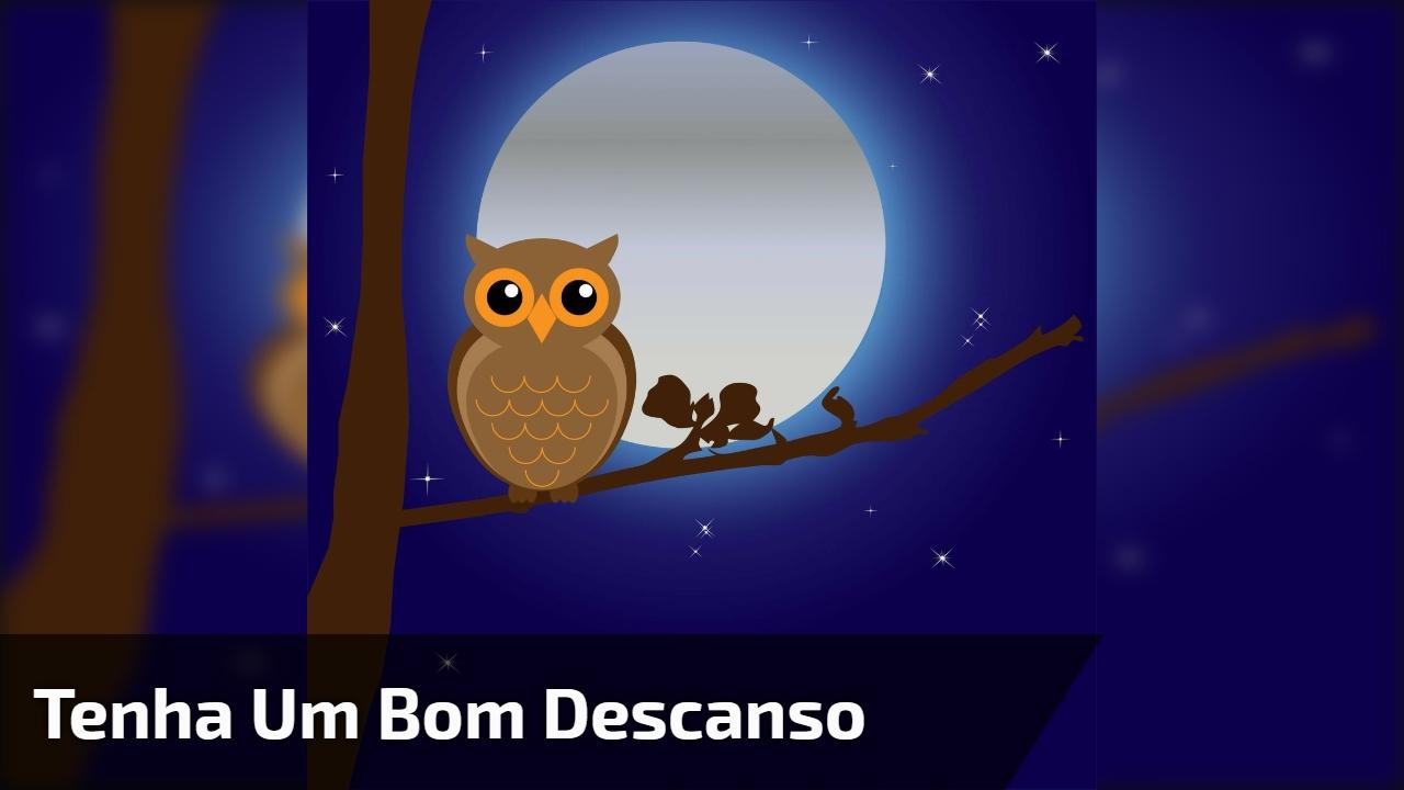 Boa Noite Bom Descanso: Mensagem De Boa Noite Para Amigos Do WhatsApp! Tenha Todos