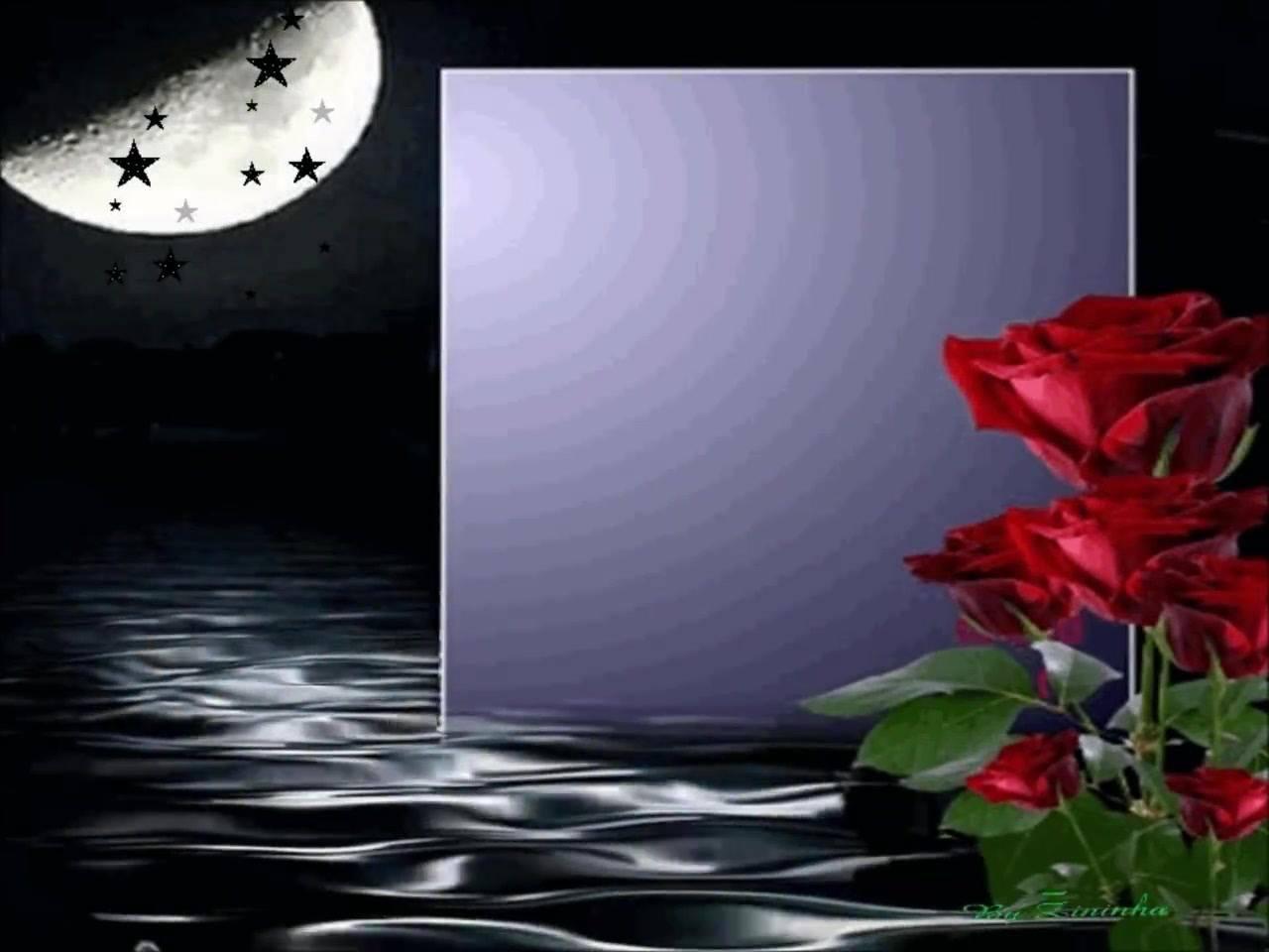 Uma Linda E Abençoada Noite: Mensagem Linda De Boa Noite, Que Você Seja Abençoado Por