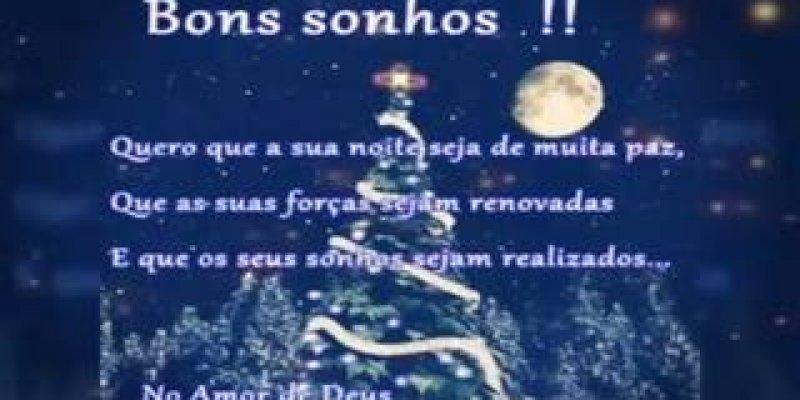 Imagens De Boa Noite Para Facebook: Vídeo Com Mensagem De Boa Noite Com Lindas Imagens Para