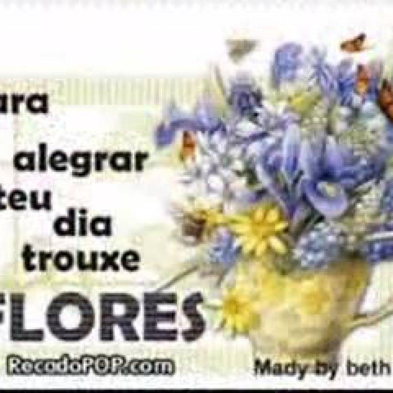 As Flores São Algo Lindo E Maravilhoso E Um Bom Dia Com Elas é