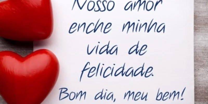 150 Imagens De Bom Dia Para Whatsapp: Bom Dia Amor Para Whatsapp, Envie Para Quem Enche Sua Vida