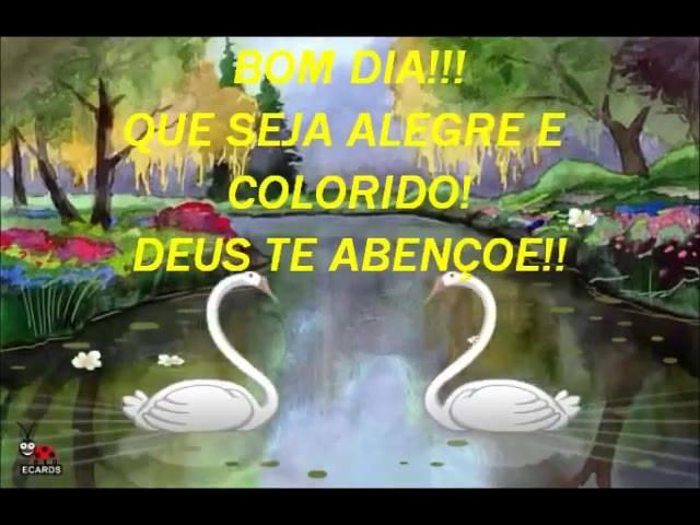 Muito Alegre Bom Dia: Mensagem De Bom Dia Para Amigos(a)! Bom Dia! Que Seja