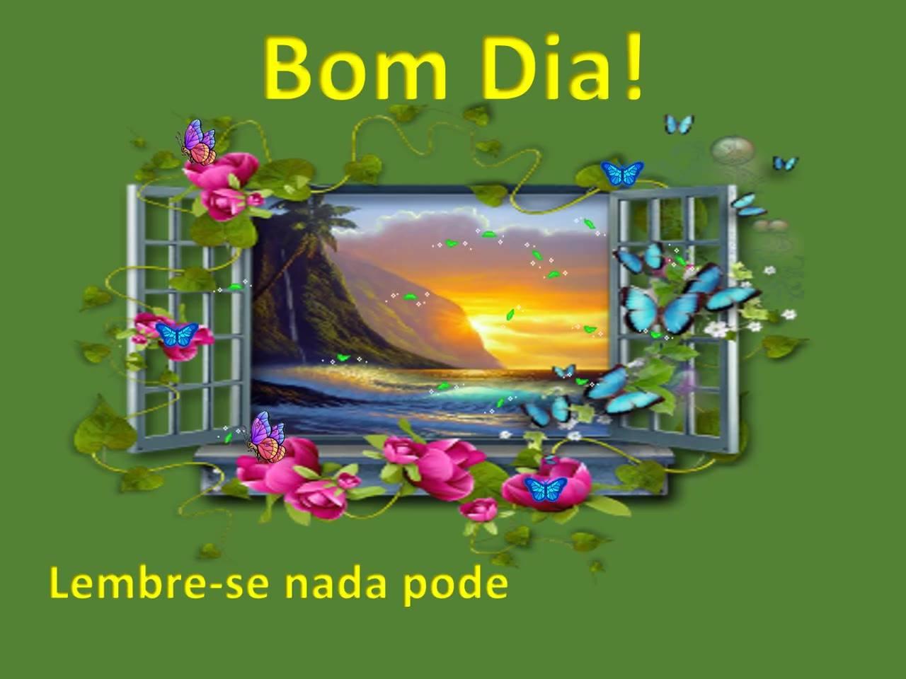 Uma bela mensagem de Bom Dia! Lembre-se Deus esta sempre com você!!! fc71878dc0