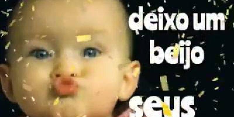 Cartoes De Bom Dia Para Whatsapp: Vídeo De Bom Dia Com Beijo Para Amigos Do Whatsapp, Confira