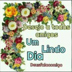 Video De Bom Dia Com Lindas Flores Para Amigos Do Facebook
