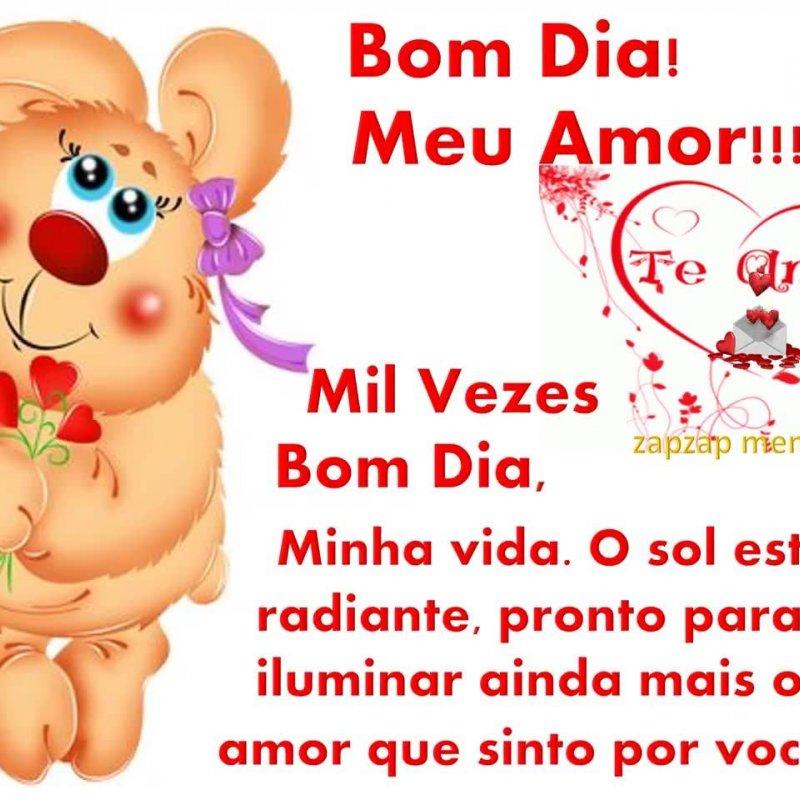 Vídeo De Bom Dia Para Amor Envie Pelo Whatsapp Da Pessoa Amada