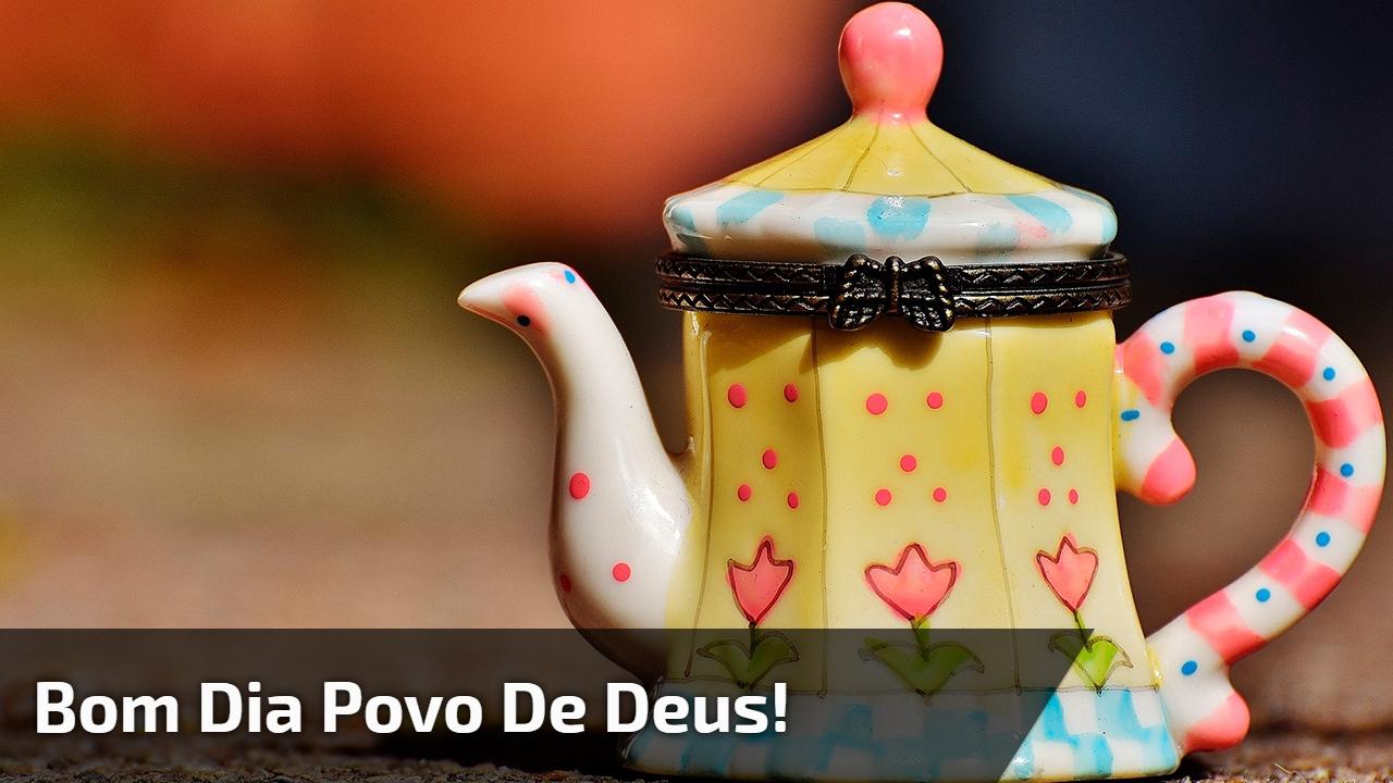 Vídeo Para Desejar Bom Dia Para Amigos Evangélicos! Jesus