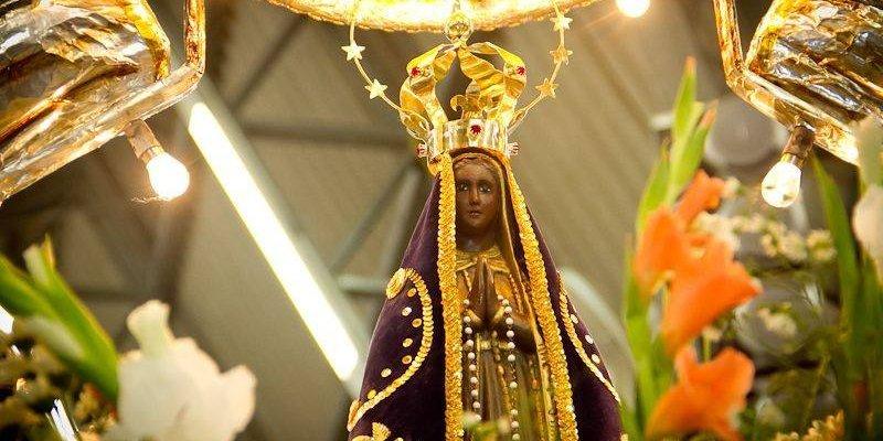 Mensagens De Nossa Senhora Aparecida: 12 De Outubro Dia De Nossa Senhora De Aparecida, Rogai Por