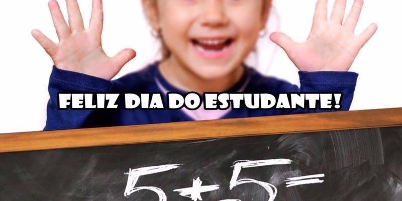 Dia 17 de novembro é Dia Mundial dos Estudantes, comemore esta data especial!!!