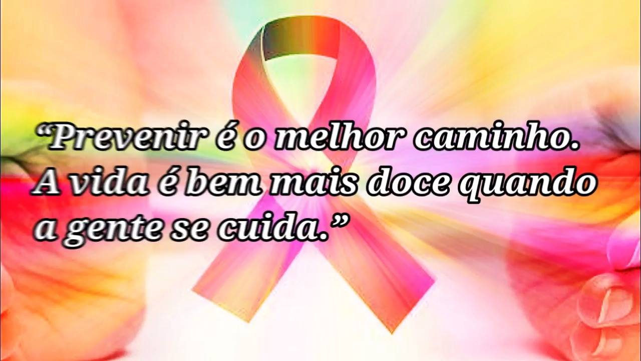 Frases Para Outubro Rosa Frases De Motivação Contra O Câncer De Mama