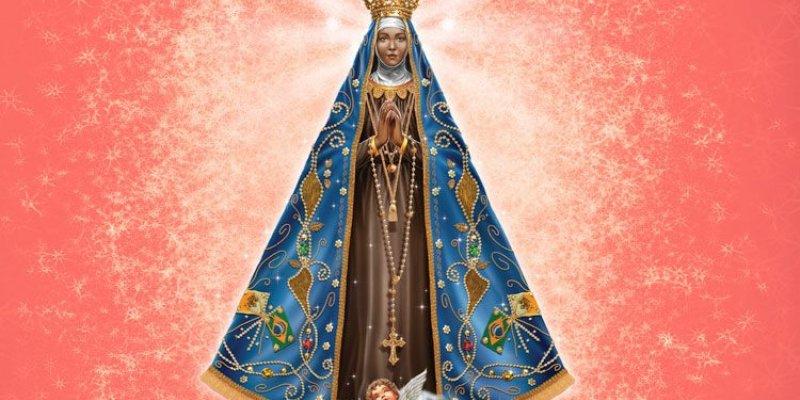 Mensagem De Nossa Senhora De Aparecida Se Você é Devoto: Mensagem De Nossa Senhora Aparecida, Dia 12 De Outubro