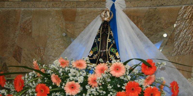 Mensagens De Nossa Senhora Aparecida: Mensagem De Nossa Senhora Aparecida Para O Dia 12 De