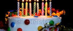 Linda mensagem de aniversário para Facebook. para amigo ou amiga!