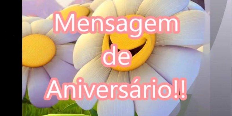 Mensagem De Aniversario Para Amiga Facebook: Mensagem De Aniversário Para Amigos E Amigas