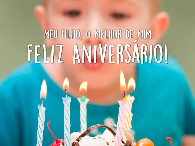 Mensagem De Aniversario De Um Ano Para Filho: Mensagem De Aniversario Para Filho, Mais Um Ano Desse Seu