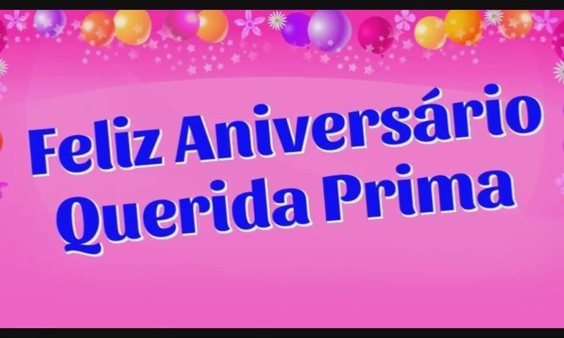 Feliz Aniversario Tia Graca: Mensagem De Aniversario Para Prima, O Grande Dia Dela Chegou