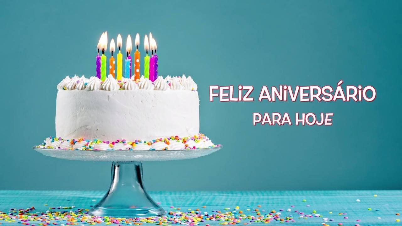 Mensagem Feliz Aniversario Amiga: Mensagem De Feliz Aniversário Para Amigo Ou Amiga