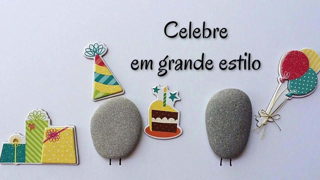 Suficiente Mensagem de Feliz Aniversário para amigo ou amiga! Parabéns!!! BO63